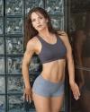 Girl with muscle - Monica Chang