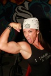 Girl with muscle - Rose Brunner
