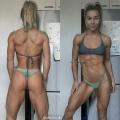 Girl with muscle - Hattie Boydle