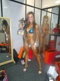Girl with muscle - Sayuri Torres