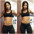 Girl with muscle - msboston