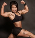 Girl with muscle - Maria Htee