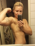 Girl with muscle - Anna Klysing