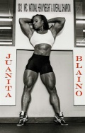 Girl with muscle - Juanita Blaino