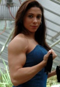 Girl with muscle - Diana Monteiro