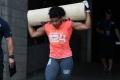 Girl with muscle -  Elisabeth Akinwale