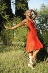 Girl with muscle - Yulia Ushakova