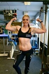 Girl with muscle - Lina Wickman