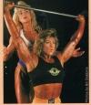 Girl with muscle - Tonya Knight / Shelley Beattie