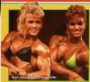 Girl with muscle - Tonya Knight / Marjo Selin