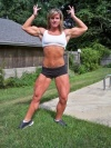 Girl with muscle - Jamie Pinder