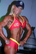 Girl with muscle - Paloma Parra