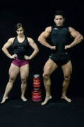 Girl with muscle - Micaela Viscido