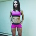 Girl with muscle - Valeria Guznenkova