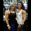 Girl with muscle - Cynthia Colon / Gina Policastro