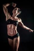 Girl with muscle - Angela Yeo