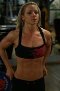 Girl with muscle - Bara Kosinova