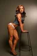 Girl with muscle -  Traci Redding
