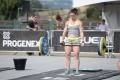 Girl with muscle - Lisa Warren