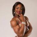 Girl with muscle - Sheronica Sade Henton