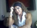 Girl with muscle - Alejandra Barragan Andrade
