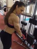 Girl with muscle - Ekaterina Gamagina