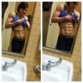 Girl with muscle - Hannah Bushnaq