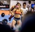 Girl with muscle - Bjork Odinsdottir