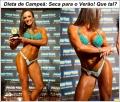 Girl with muscle - Carol Crozeta