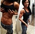 Girl with muscle - Jill Dunn