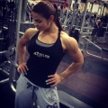 Girl with muscle - Venus Lacalamita