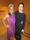 Girl with muscle - Kizzy Vaines and Elisha Smith-Leverock