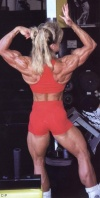 Girl with muscle - Chris Bongiovanni
