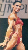Girl with muscle - Gladys Portugues