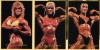 Girl with muscle - Shelley Beattie / Anja Schreiner / Claudia Montema