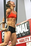 Girl with muscle - Andrea Ager (xfit)