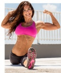 Girl with muscle - Zarah Pacheco