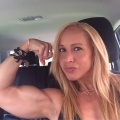 Girl with muscle - Ana Sanchez