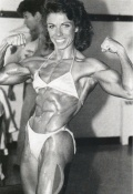 Girl with muscle - Lynn Conkwright