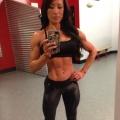 Girl with muscle - Kiana Phi-Lewis