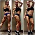 Girl with muscle - Eleonora Dobrinina