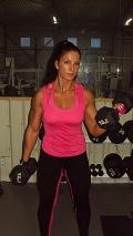 Girl with muscle - Alesya Dangeloviski