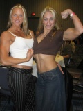 Girl with muscle - Mindi O'Brien (R)
