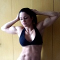 Girl with muscle - Lyz Souza