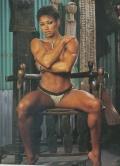 Girl with muscle - Lisa Lowe