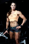 Girl with muscle - Angelina Masino