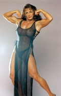 Girl with muscle - cheryl harris