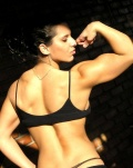 Girl with muscle - Nikol Keselova