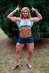 Girl with muscle - Tamara Makar