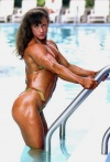 Girl with muscle - Mary Messite